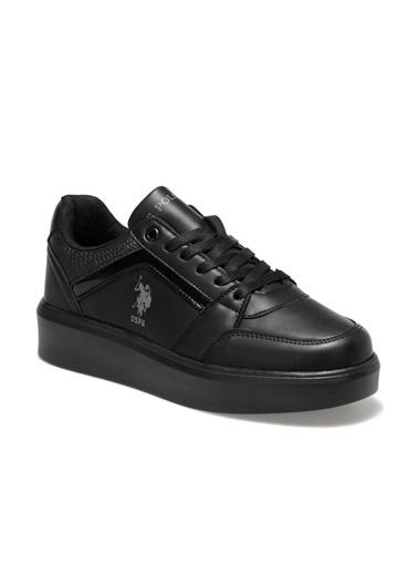 U.S. Polo Assn. Dazzle Kadın Havuz n Sneaker Siyah